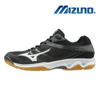 【MIZUNO 美津濃】THUNDER BLADE 排球鞋 黑 V1GA177008