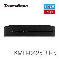 全視線 KMH-0425EU-K 4路1音 7合1 台灣製造 數位監視監控錄影主機