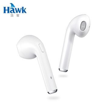 【Hawk 浩客】TWS 真無線 藍牙耳機麥克風(03-ATW100 WH)