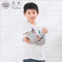 PEILOU 貝柔兒童高效涼感防蚊抗UV袖套_火車