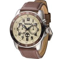 Timberland  叢林冒險王 日曆腕錶(TBL.14109JSTBN/06)46mm