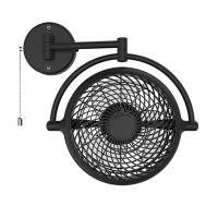 阿拉斯加 ViVi黑色循環扇 EVHA-B