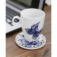 青花皇后楊莉莉-陶瓷款馬克杯雙人組