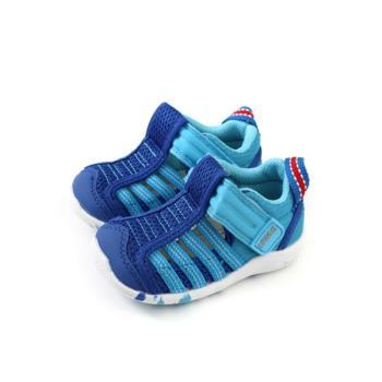 IFME 涼鞋 水陸鞋 藍色 小童 童鞋 IF22-900712 no097