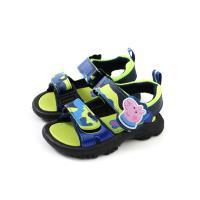 粉紅豬小妹 Peppa Pig 涼鞋 童鞋 藍色 小童 PG4548 no771