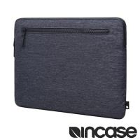 【Incase】Compact Sleeve Featuring Ecoya 15吋 簡約筆電保護內袋 / 防震包 (亞麻深藍)
