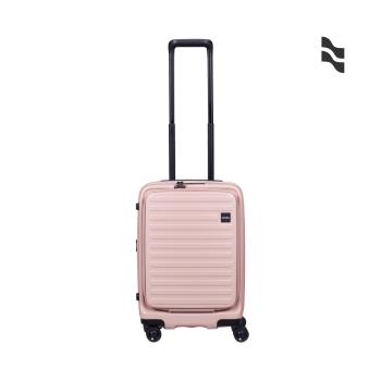 限定色款 LOJEL C-F1627 CUBO 前開擴充箱 21吋 粉色