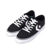 CONVERSE STAR REPLAY 低筒帆布鞋 黑白 163214C 男鞋 鞋全家福