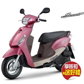 YAMAHA 山葉  JOG Sweet 115 FI 日行燈版-2019新車贈品