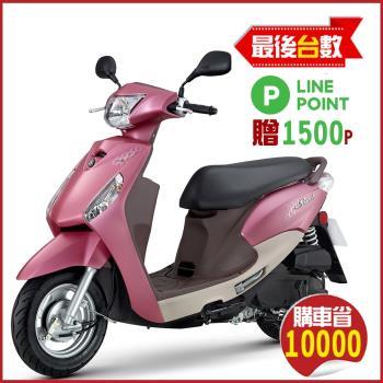 YAMAHA 山葉  JOG Sweet 115 FI 日行燈版-2020新車