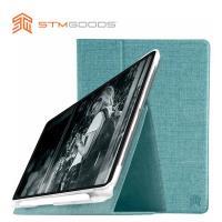 澳洲【STM】Atlas 系列 iPad Pro 11吋專用 高質感翻蓋平板保護殼 (湖水綠)