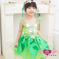 天使霓裳 綠光小精靈 萬聖節童裝系列(綠M,L) TH1267