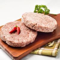 約克街肉鋪 超厚紐西蘭頂級純牛肉漢堡排5片(200g/片)