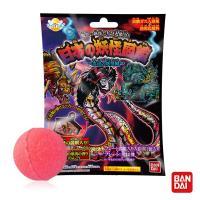 日本Bandai-日本妖怪入浴球 X5顆(10款吊飾 採隨機出貨)