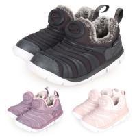 NIKE DYNAMO FREE SE-TD女童毛毛蟲保暖運動鞋-刷毛 童鞋