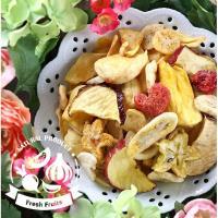 愛上新鮮-綜合水果脆片(70g±10%/包)x1包
