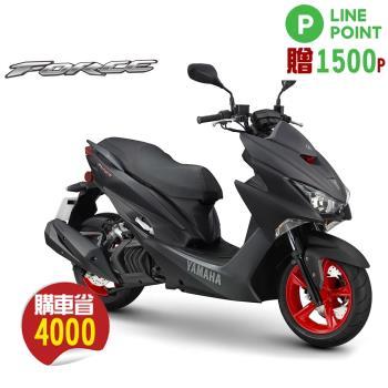 YAMAHA 山葉 FORCE 155 科技新色-2019新車