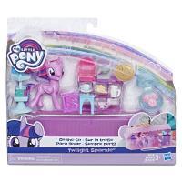 My Little Pony 彩虹小馬 - 3吋隨身皮包遊戲組 -紫悅