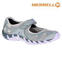 MERRELL 女 水陸兩棲運動鞋ML06104【淺灰/粉紫】WATERPRO PANDI  / 城市綠洲