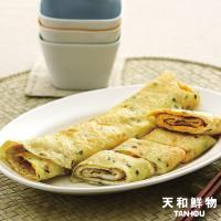 天和鮮物-橄欖油香蔥蛋餅皮(10片入)-12包  共120片