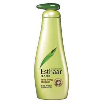 (即期品) Esthaar愛絲卡 天然幼芽洗髮精(敏感頭皮)500mlX4入-效期2020.03