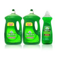 美國 Palmolive洗碗精 2.66Lx2瓶+372ml/瓶