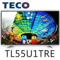 東元TECO 55吋真4K Smart連網液晶顯示器+視訊盒(TL55U1TRE)