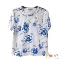MONS彩漾唯美手工縫珠造型上衣