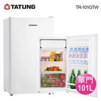 TATUNG大同 101公升單門冰箱TR-101GTW