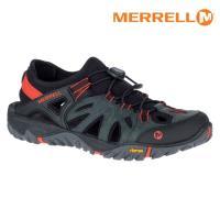 MERRELL 男 水陸兩棲運動鞋ML12647【黑/紅】ALL OUT BLAZE SIEVE / 城市綠洲