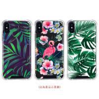 Chiclobe Apple iPhone XR 反重力防摔殼 - 植物系列