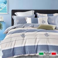 Raphael拉斐爾 往日時光 純棉特大四件式床包兩用被套組
