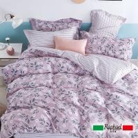 Raphael拉斐爾 深情 純棉雙人四件式床包兩用被套組