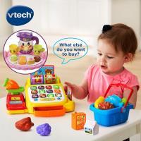 Vtech 歡樂午茶派對+收銀機組