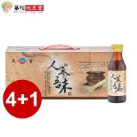 【加1元多1件】華陀扶元堂 人蔘五味飲4+1盒(6瓶/盒)