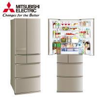 MITSUBISHI三菱 525L一級能效變頻六門冰箱MR-JX53C