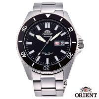 ORIENT東方錶 大無畏夜光潛水機械錶-黑面x44mm  RA-AA0008B19B