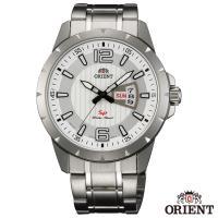 ORIENT東方錶 紳士魅力石英腕錶-白面x40mm  FUG1X005W9