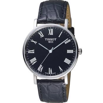 TISSOT 天梭 Everytime經典時尚腕錶 T1094101605300