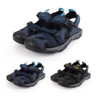 LOTTO 男護趾戶外涼鞋-拖鞋 休閒涼鞋 海邊 海灘 戲水
