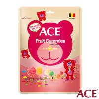 ACE 比利時進口 水果Q軟糖隨身包(48g/包)