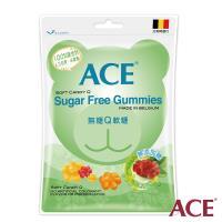 ACE 比利時進口 無糖Q軟糖量販包(240g/包)