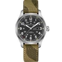 Hamilton 漢米爾頓 KHAKI FIELD 卡其野戰迷彩機械錶 H70535031