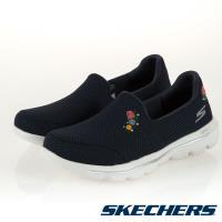 SKECHERS 女款 GO Walk 健走鞋15749 NVY