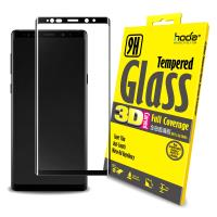 hoda【 Samsung Galaxy Note8】3D全曲面滿版9H鋼化玻璃保護貼