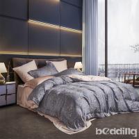 BEDDING-正60支天絲雙人八件式兩用被床罩組-芳茵