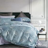 BEDDING-正60支天絲雙人八件式兩用被床罩組-蒲恬