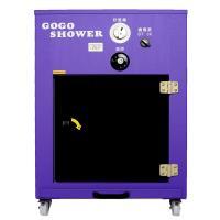 【GOGOSHOWER 狗狗笑了】黃色-小型除菌寵物烘毛箱