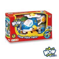 【 英國 WOW toys 】 警用直升機 奧斯卡