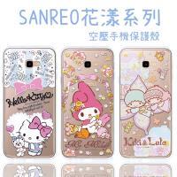【Hello Kitty】Samsung Galaxy J4+ / J4 Plus 花漾系列 氣墊空壓 手機殼
